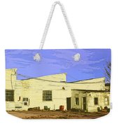 Reserved Seating Weekender Tote Bag