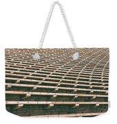 Reserved Seats Weekender Tote Bag