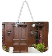 Residence Of The Patriarch Of Constantinople Weekender Tote Bag