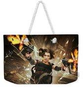 Resident Evil Afterlife Weekender Tote Bag