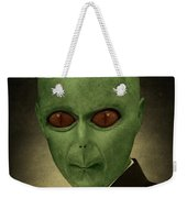 Resident Professor Of Interplanetary Research Area 51 Weekender Tote Bag