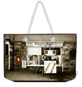 Resist Change - Village Shop Part1 Weekender Tote Bag