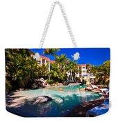 Resort Pool Weekender Tote Bag