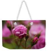 Resplendent Roses Weekender Tote Bag