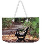Rest A While Weekender Tote Bag