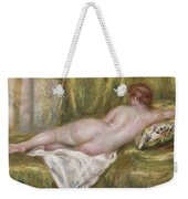 Rest After The Bath Weekender Tote Bag