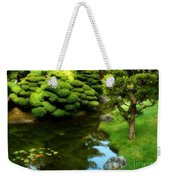 Rest By The Pond Weekender Tote Bag