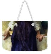 Rest Of A Girl Weekender Tote Bag