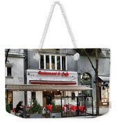 Restaurant And Cafe Weekender Tote Bag