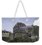 Restaurant At Rheinfels Castle Weekender Tote Bag