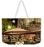 Restaurant In Budapest Weekender Tote Bag