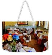 Restaurant In Red Bank 2 Weekender Tote Bag