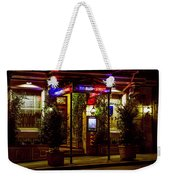 Restaurant Jeanne D'arc Weekender Tote Bag