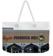 Restaurant Weekender Tote Bag