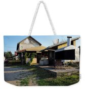 Restaurant On The Outskirts  Weekender Tote Bag