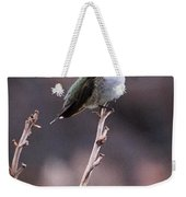 Restful Pose Weekender Tote Bag