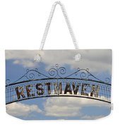 Resthaven Weekender Tote Bag
