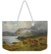 Resting By A Loch Weekender Tote Bag