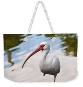 Resting On One Leg Weekender Tote Bag