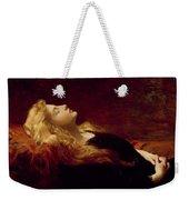 Resting Weekender Tote Bag by Victor Gabriel Gilbert
