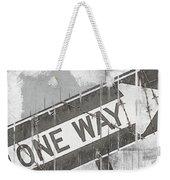 Restricted Weekender Tote Bag