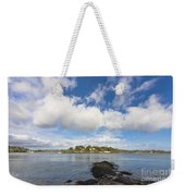 Restronguet Point Cornwall Weekender Tote Bag
