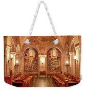 Resurrection Chapel Weekender Tote Bag