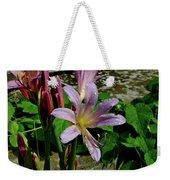 Resurrection Flower Weekender Tote Bag