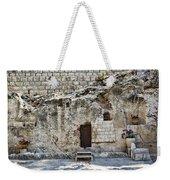 Resurrection - Garden Tomb Weekender Tote Bag