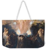Resurrection Of The Dead Weekender Tote Bag by Victor Mottez