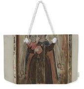 Retablo (our Lady Of Carmel) Weekender Tote Bag