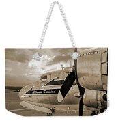 Retired - Sepia Weekender Tote Bag