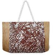 Retreating - Tile Weekender Tote Bag