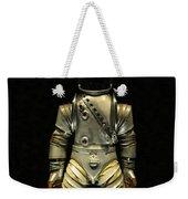 Retro Astronaut Weekender Tote Bag