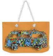 Retro Camper Van 2 Weekender Tote Bag