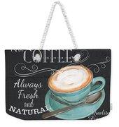 Retro Coffee 1 Weekender Tote Bag