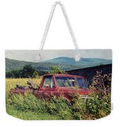 Retro Ford Weekender Tote Bag