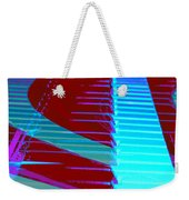 Retro Keys Weekender Tote Bag