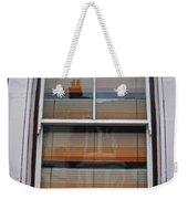 Retro Window Weekender Tote Bag