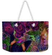 Return Of Paradise Glass Weekender Tote Bag by Joseph Mosley