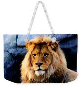Return Of The King Weekender Tote Bag