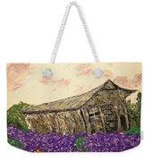 Return To Serenity Weekender Tote Bag