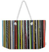 Return To The Classics Weekender Tote Bag