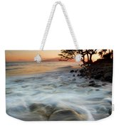 Return To The Sea Weekender Tote Bag by Mike  Dawson