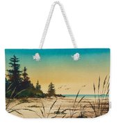Return To The Shore Weekender Tote Bag