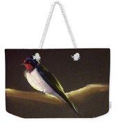Returning Swallow Weekender Tote Bag