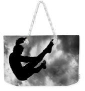 Returning To Earth Weekender Tote Bag by Bob Orsillo