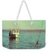 Returning To Port Weekender Tote Bag