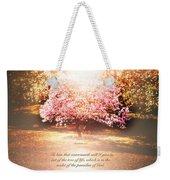 Revelation Tree Of Life Weekender Tote Bag