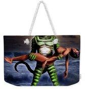 Revenge Of The Creature Weekender Tote Bag